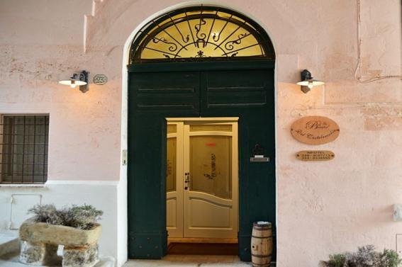 Benvenuti al B&B Del Castelvecchio a Matera